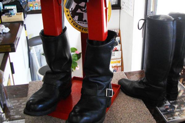 幅出し 婦人ブーツ各種
