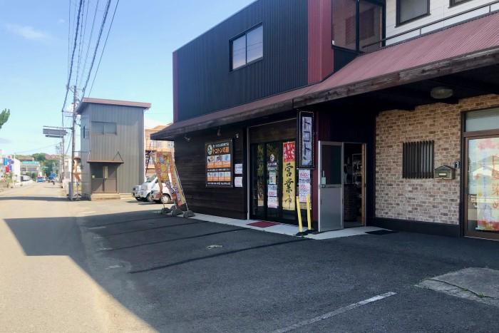 新店舗の外観2